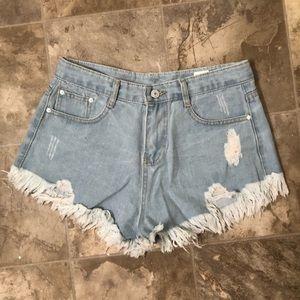 Pants - Cute cutoffs